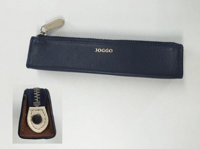 JOGGOのオーダーペンケースのサンプルとの比較