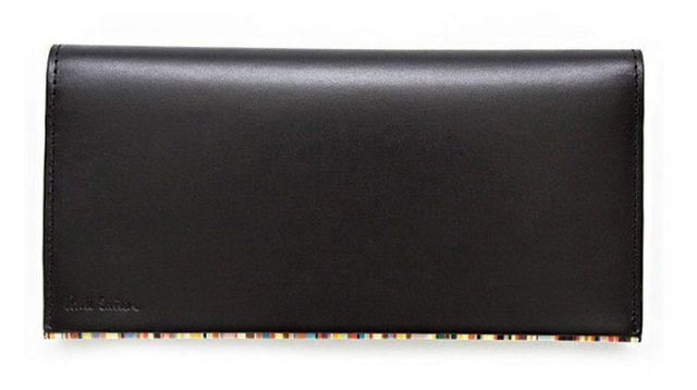 ポール・スミス定番の長財布