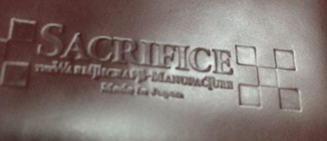 サクリファイスのロゴ