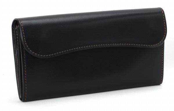 ワイルドスワンズのウェイブ長財布