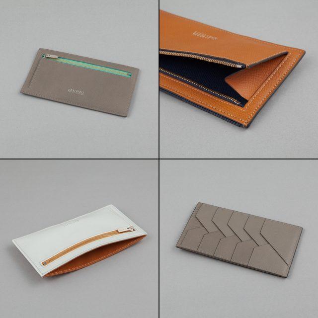 YUHAKUプロデュースの大人カジュアルの定番アルベルテシリーズの長財布
