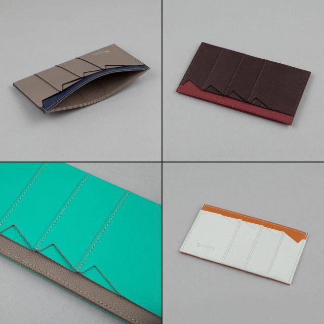 YUHAKUプロデュースの大人カジュアルの定番アルベルテシリーズのロングカードケース