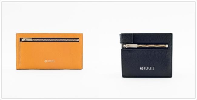 アルベルテシリーズの財布