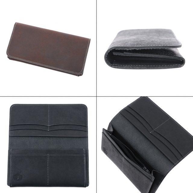 ポーターのホフシリーズの長財布