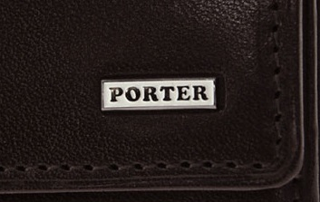 ポーターのシーンシリーズのロゴ