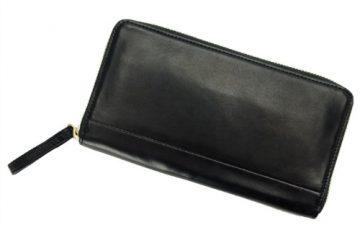 ポーターのワイズシリーズのラウンドファスナー長財布