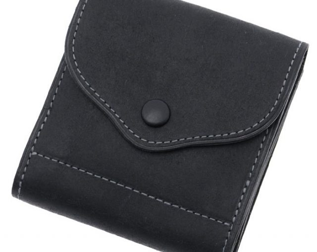 ポーターのホフシリーズのメンズ二つ折り財布