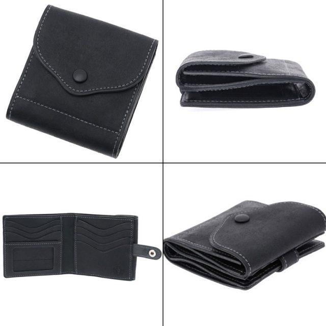 ポーターのホフシリーズの二つ折り財布