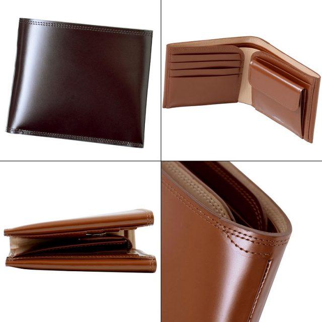 ポーターのカウンターシリーズの二つ折り財布