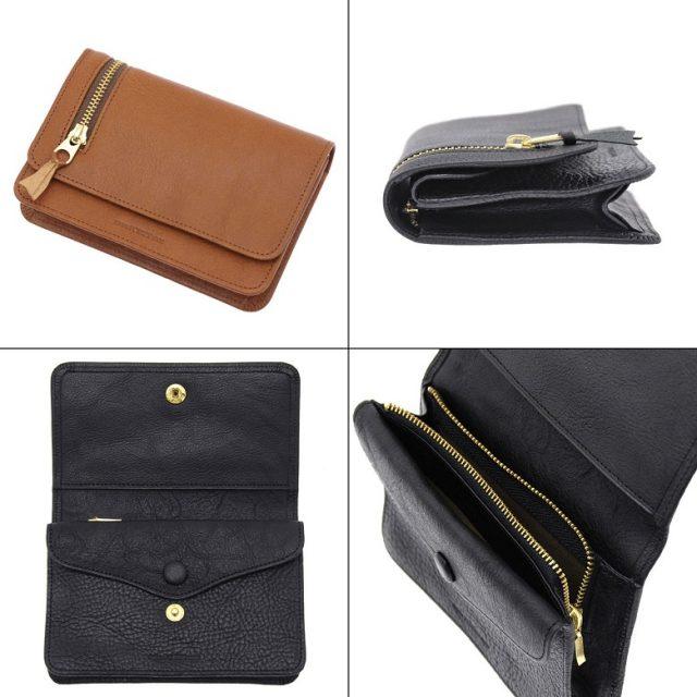 ポーターメトロシリーズの折財布