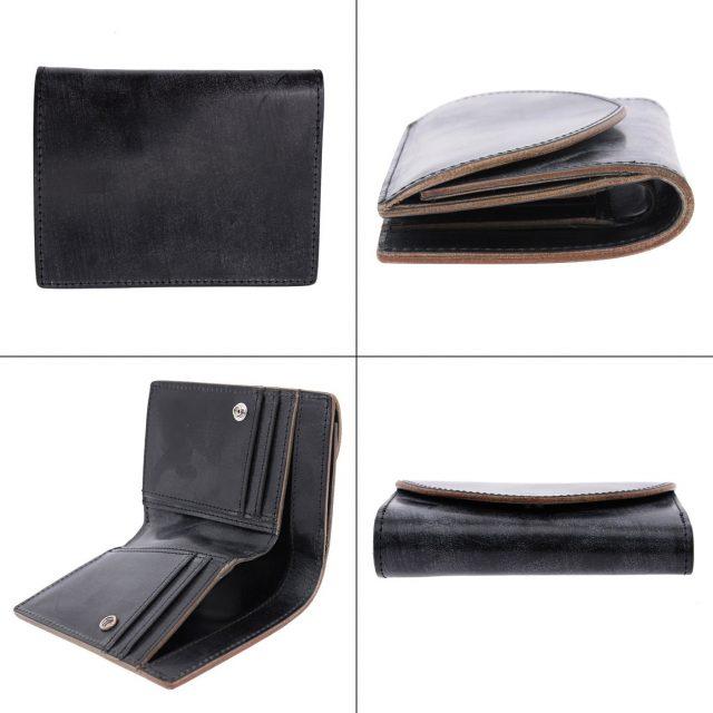 ポーターカジノシリーズのメンズ二つ折り財布
