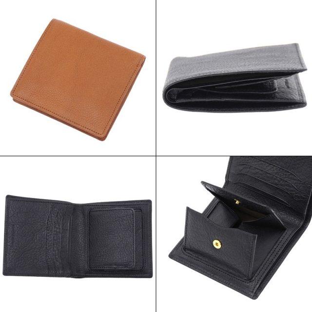 ポーターメトロシリーズの二つ折り財布