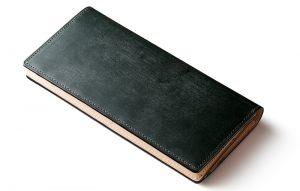 ココマイスターブライドルシリーズ長財布のアルーフウォレット