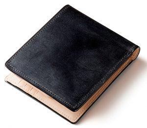 ココマイスターのブライドル・インペリアルパース二つ折り財布
