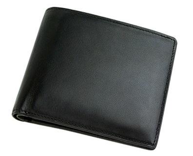 CYPRISのラムスキン二つ折り財布