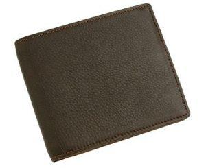 キプリスのシルキーキップ二つ折り財布