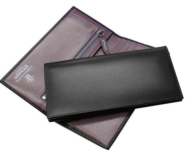 ETTINGERのビジネスシーン用長財布