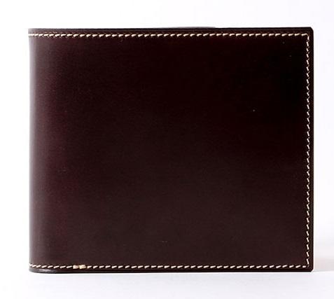 フラソリティのビジネス向け二つ折り財布