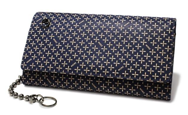 ジャムホームメイドのカジュアルな長財布