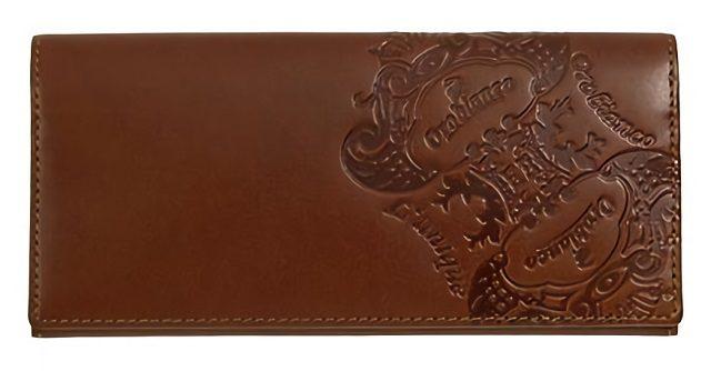 オロビアンコのカジュアルな長財布