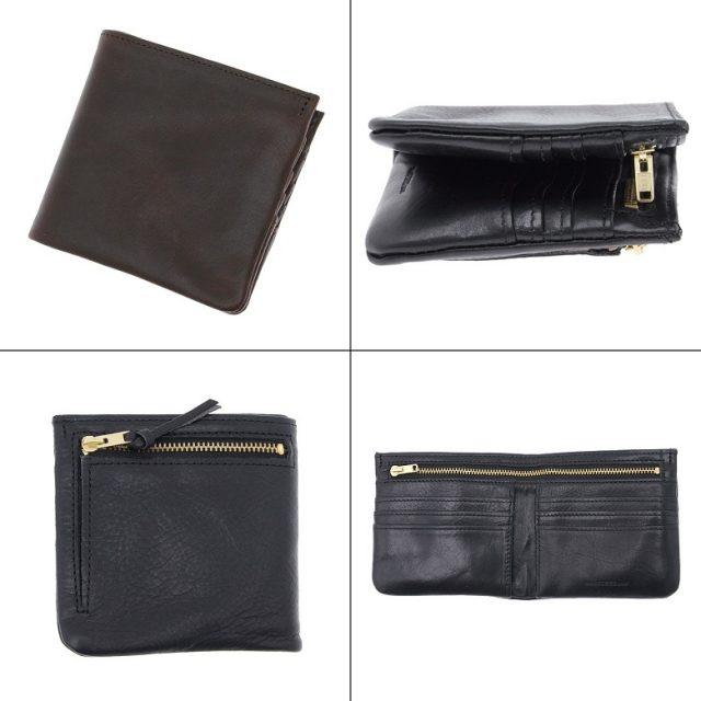 ポーター ソークシリーズの二つ折り財布