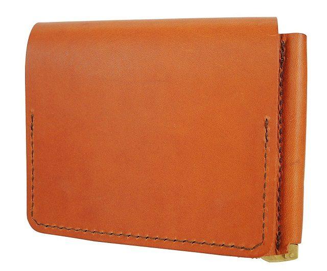 スロウの二つ折り財布