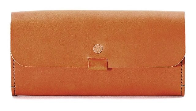 スロウのカジュアルな長財布