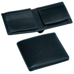 ソメスサドルのビジネス用財布フェルシリーズ二つ折り財布