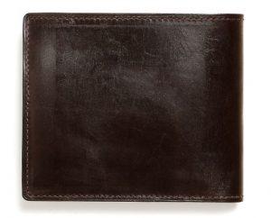 土屋鞄製造所のビジネス向けブライドル二つ折り財布