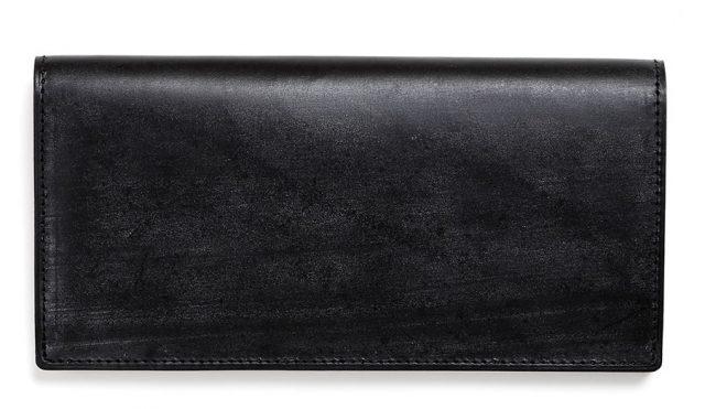 土屋鞄製作所のブライドルレザー長財布