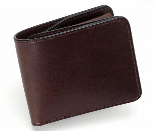 ワイルドスワンズのグラウンダー二つ折り財布