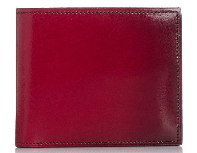 ユハクの明るくてカジュアルなフォスキーア二つ折り財布