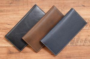 ハレルヤのビジネス長財布