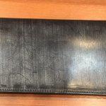 ココマイスターのロンドンブライドルの長財布画像
