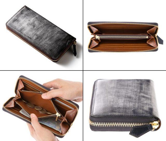 ココマイスターのビジネス向けメンズ財布ロンドンブライドルシリーズのグラディアトゥール