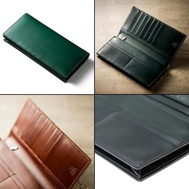 ココマイスターの新作カジュアルな革財布、プルキャラックシリーズのクラウディオ