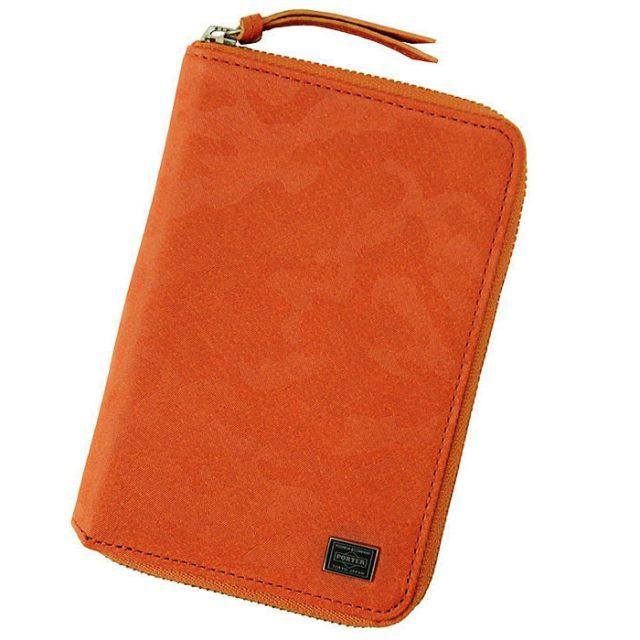 PORTERのワンダーシリーズの二つ折り財布