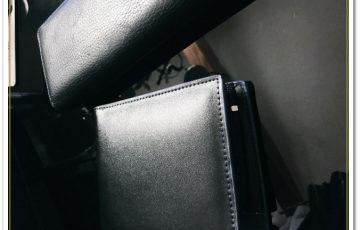 お金持ちが長財布よりも二つ折り財布を使う理由