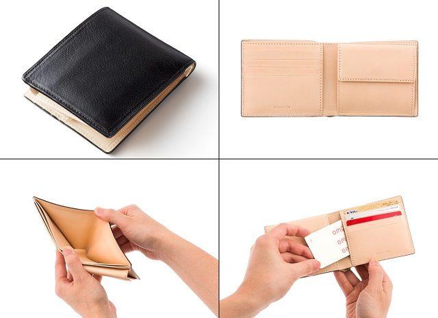 ココマイスターで人気のマットーネ二つ折り財布