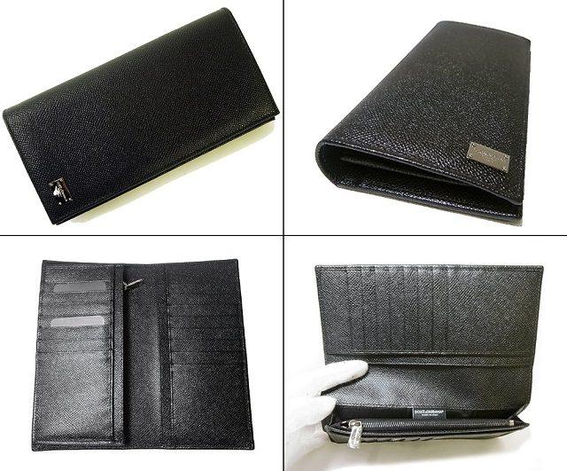 ドルチェアンドガッバーナの長財布