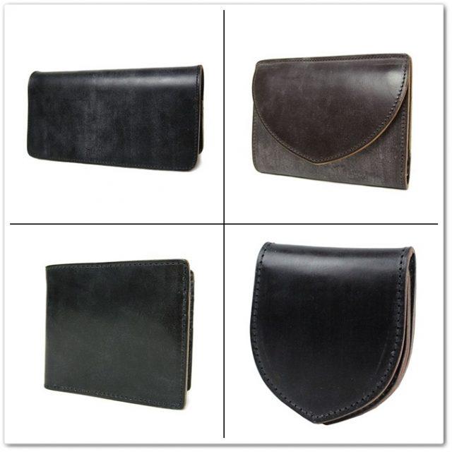 ポーター革財布のブライドルレザーを使ったカジノシリーズ