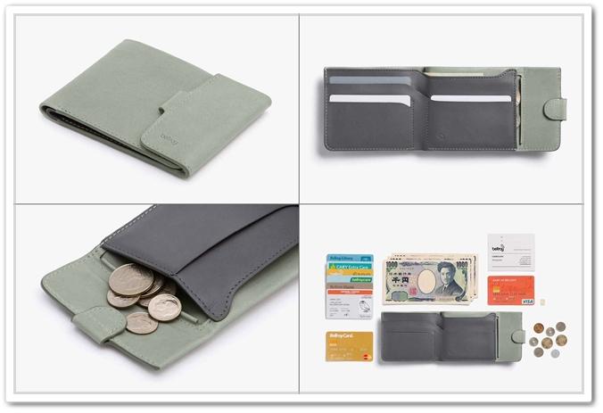 ベルロイのCoin Fold Wallet