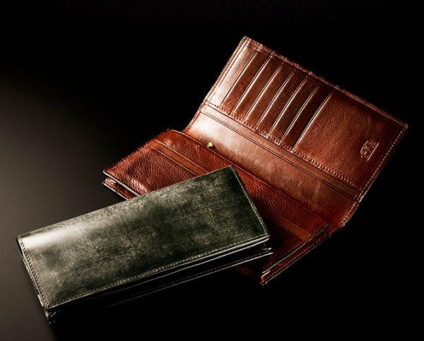 ココマイスターのセンスのいい長財布
