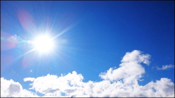 日光浴のイメージ