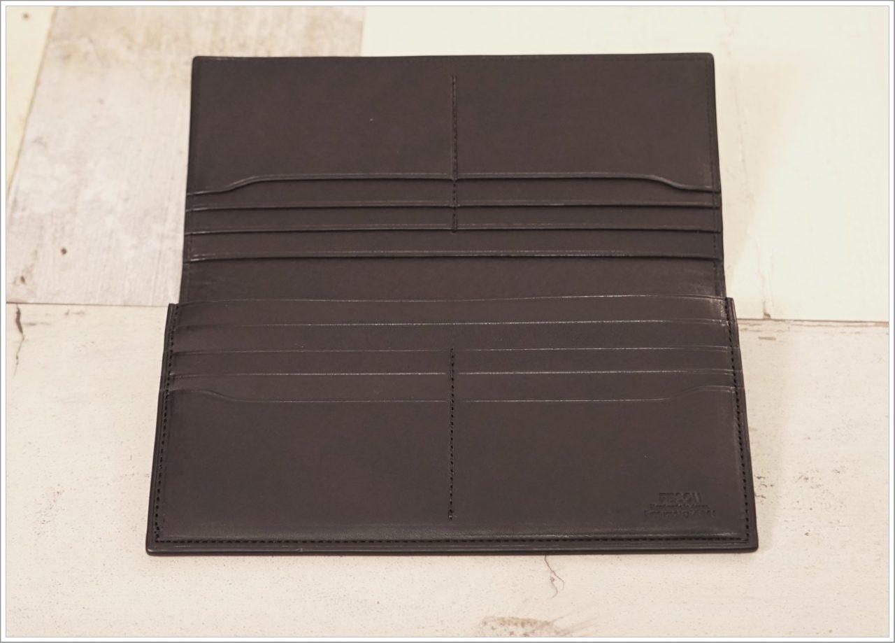 アドバンレザー長財布の内装