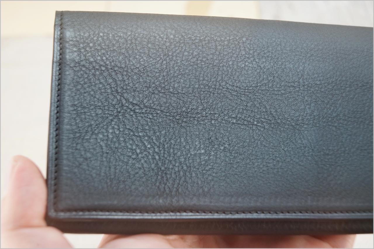 ディアレスト長財布のカブセ束入れN01