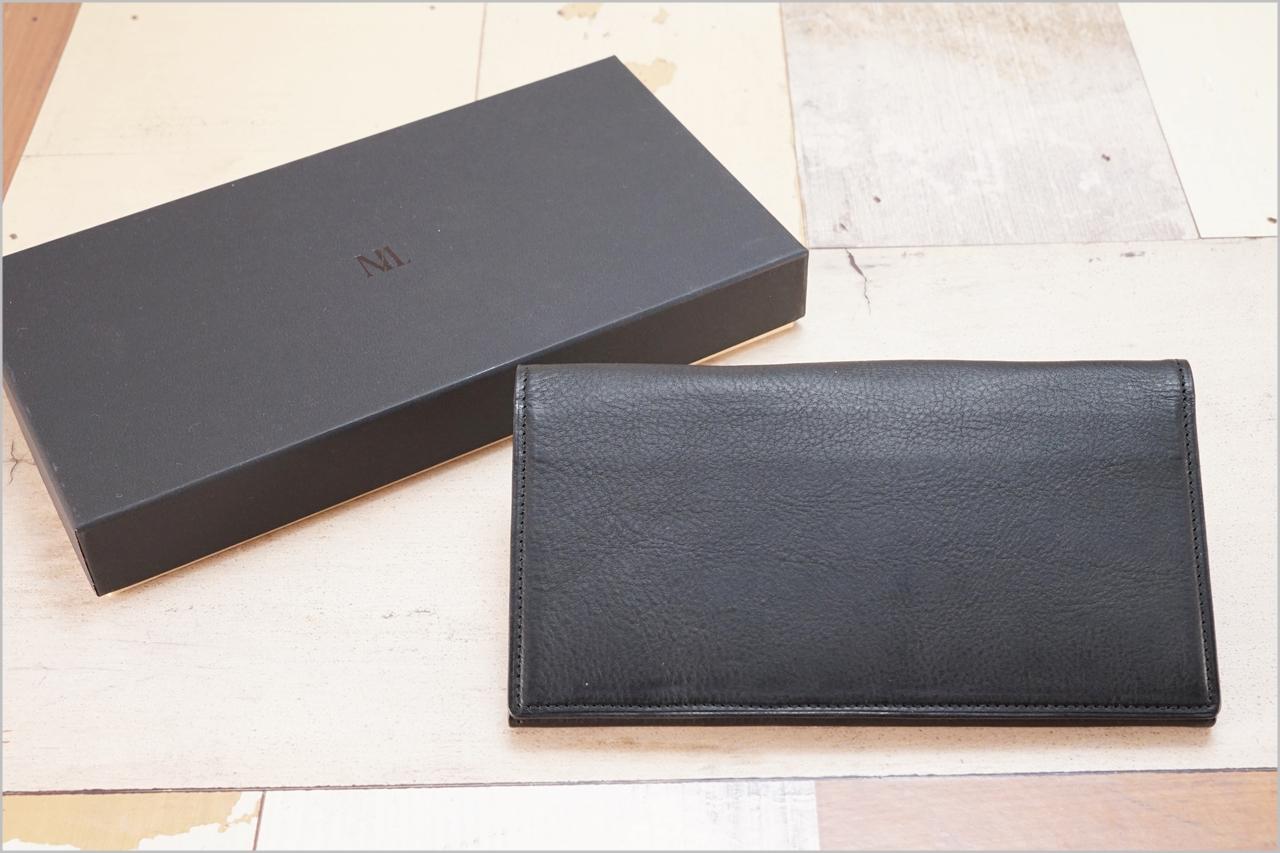 ディアレスト長財布のカブセ束入れN01の全体図